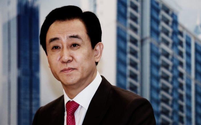 Evergrande Group CEO Hui Ka Yan (Getty)