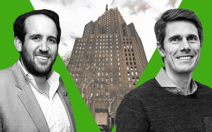 Rudin Management's Michael Rudin, 32 Sixth Avenue and Cedar CEO Florian Otto (Getty, Google Maps, Cedar)