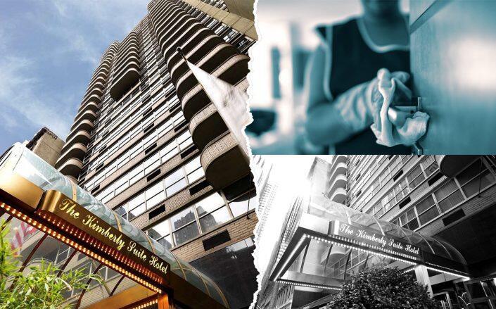 Kimberly Hotel at 145 East 50th Street (iStock, Kimberly Hotel, TripAdvisor)