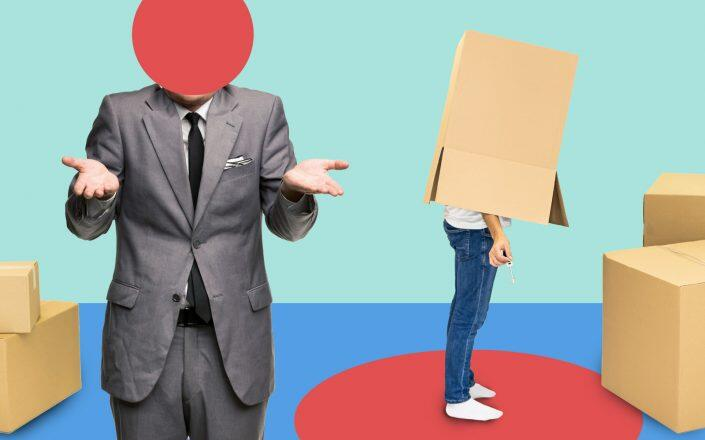 What drives tenants to find a new apartment? Twice as often as not, it's the landlord. (iStock)
