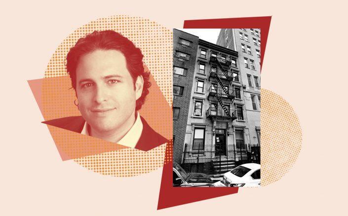 Maverick Real Estate Partners principal David Aviram and 416 West 25th Street (Google Maps and LinkedIn)