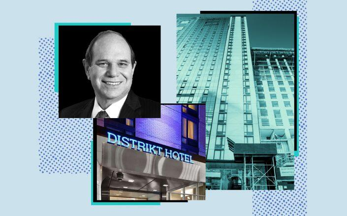 Distrikt Hotel and Stephen Ellman of Zeichner Ellman & Krause (Tripadvisor, Flintlock, ZEK)