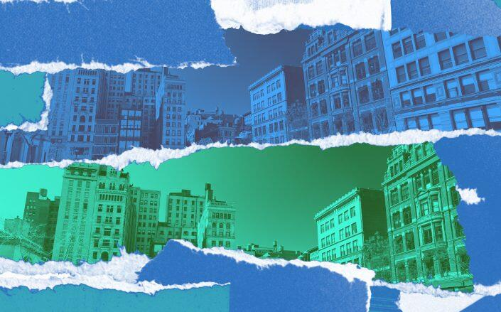 Leasing activity in New York City is on the rise, but there are hints of cooling as inventory and concessions fade. (iStock)