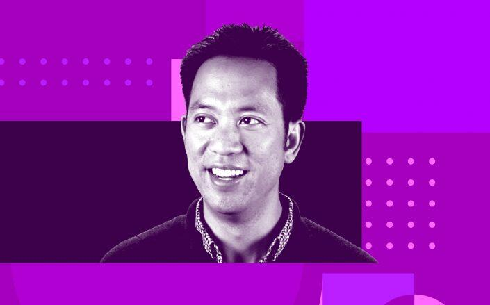 Opendoor CEO Eric Wu (Resolute Ventures, iStock)