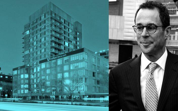 34 Desbrosses Street and Related CEO Jeff Blau (StreetEasy, Getty)