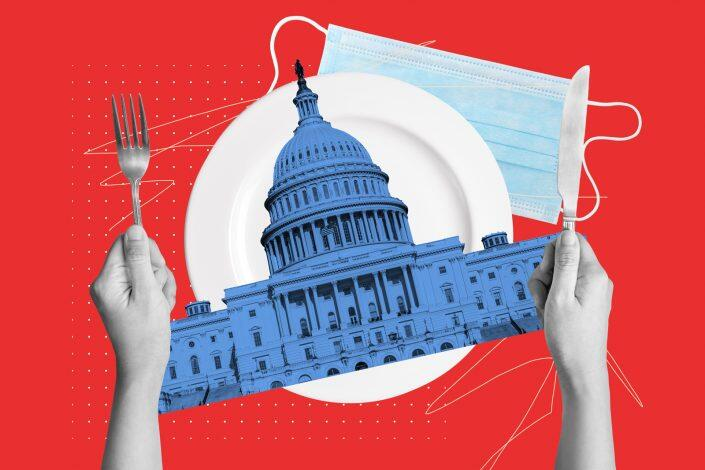 370,000 restaurant owners filed applications for relief, but less than one-third were approved before funding ran dry. (iStock)