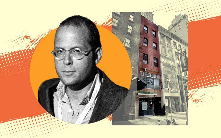 126 East 57th Street and Rotem Rosen of MRR Capital (Google Maps)
