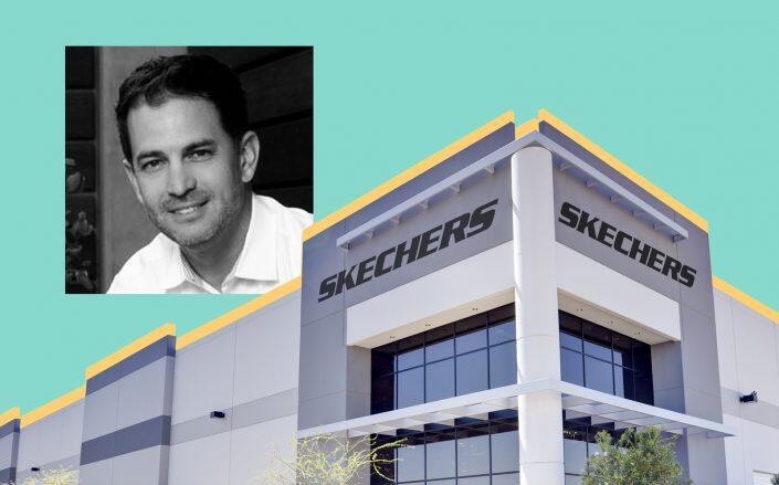 Skechers CFO John Vandemore (The Org, iStock)