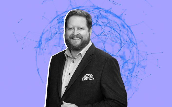 SmartRent founder and CEO Lucas Haldeman (SmartRent, iStock)