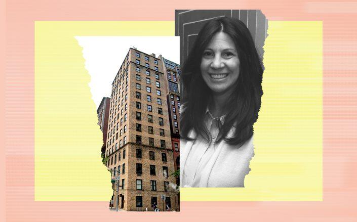 Valerie Mnuchin and 898 Park Avenue (Getty, Google Maps)