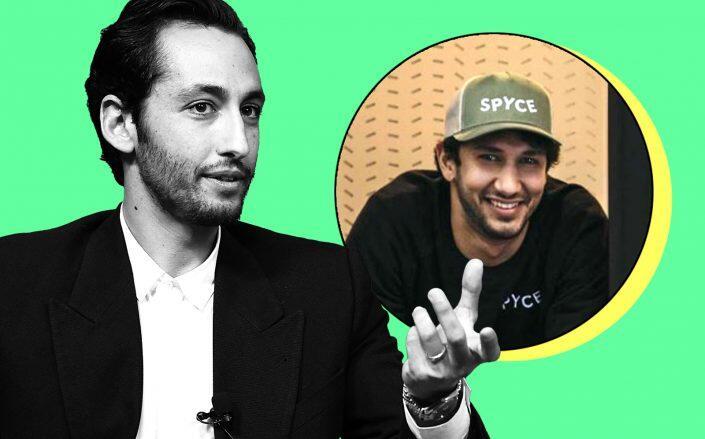 Sweetgreen CEO Jonathan Neman and Spyce CEO Michael Farid (Getty, Spyce)