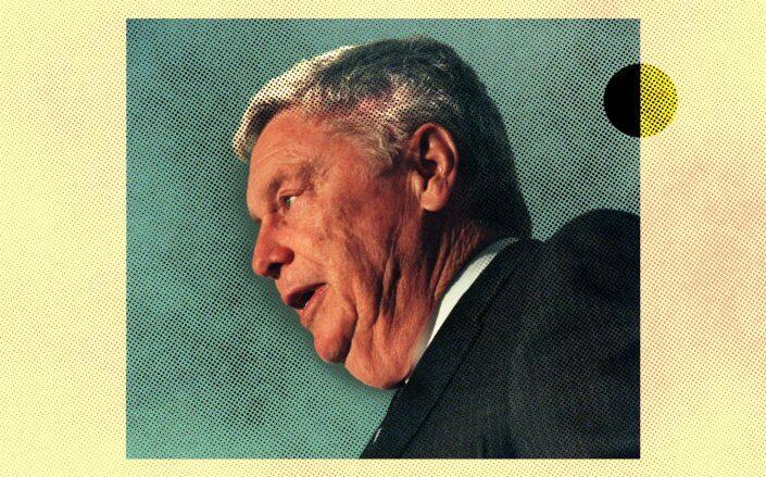 B. Wayne Hughes Sr. (Getty)