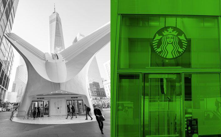 World Trade Center Mall (Getty)