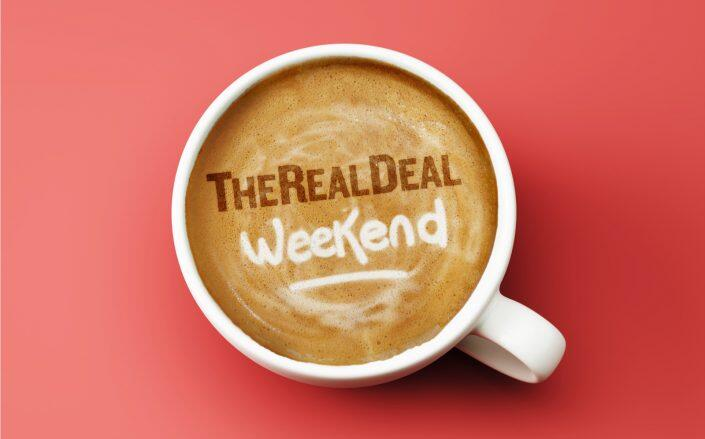The Real Deal Weekend Edition Promo