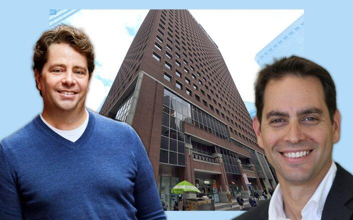 German investor buying 100 Pearl Street office tower for $850M