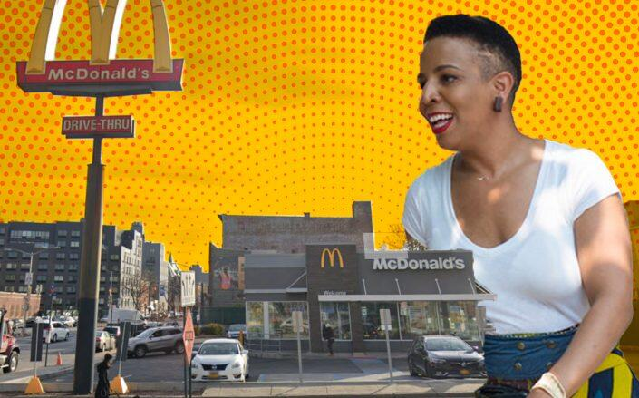 Controversial project replacing Brooklyn McDonald's poised for approval