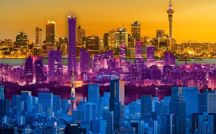 Home prices in cities across Asia-Pacific shot up in the past year
