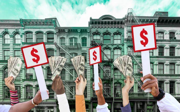 Bidding wars happening in rentals, too: brokers