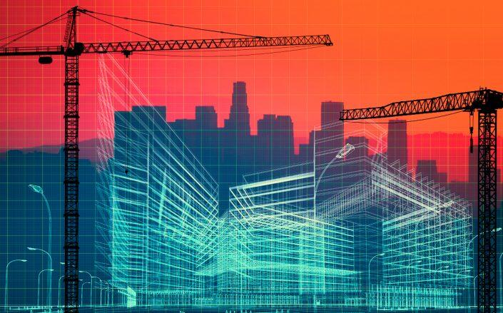 U.S. construction spending is on the rise -- for now
