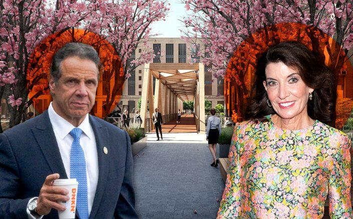 Cuomo's High Line project has survived him — but his other proposals remain uncertain