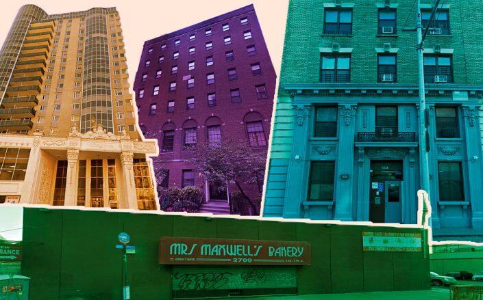 Bronx Section 8 housing, West Village dorm top mid-market sales