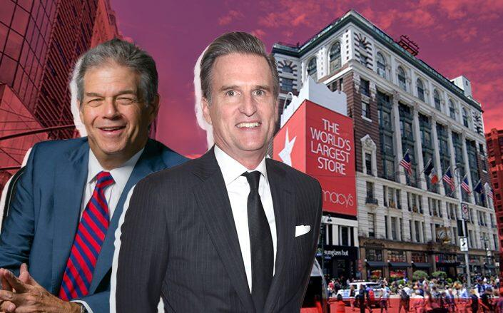 Macy's to Amazon: Not in my house