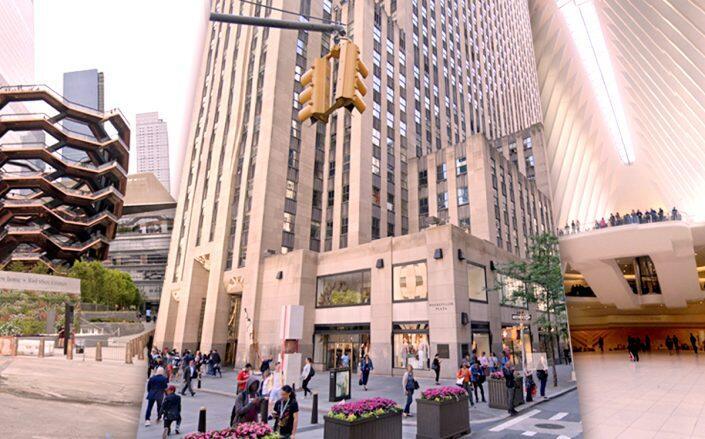 New York malls' foot traffic still has not recovered