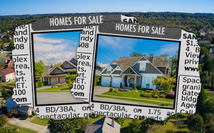 Single-family home sales inched upward in August