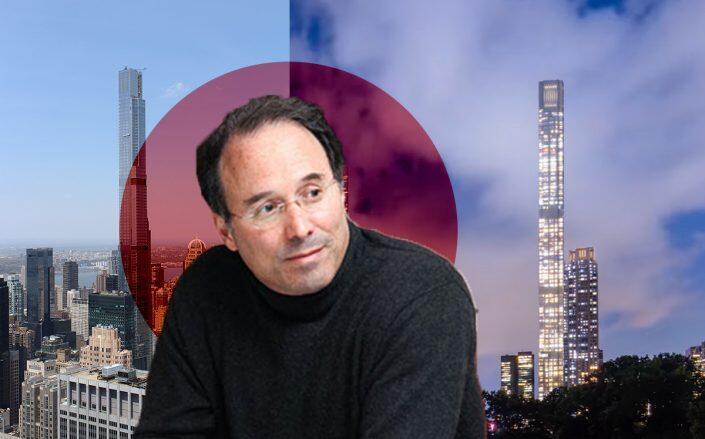 Extell's Gary Barnett and Central Park Tower
