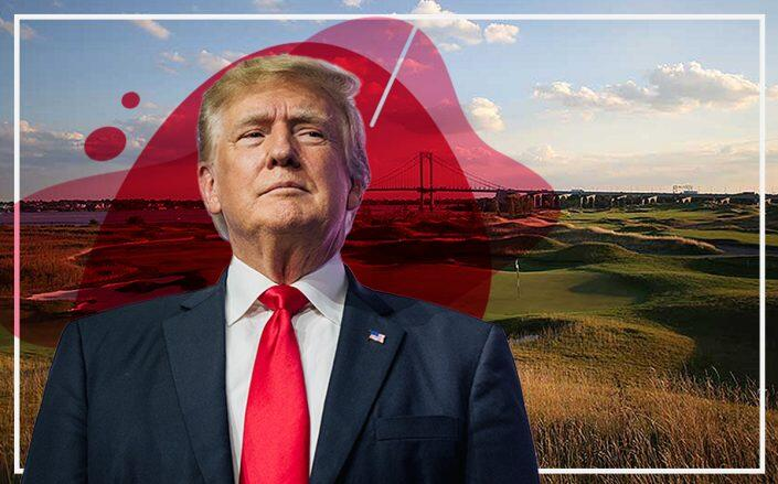 Homeless shelter operator backs off deal to take over Trump's Bronx golf course