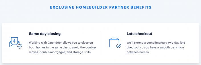 Opendoor-Lennar partnership