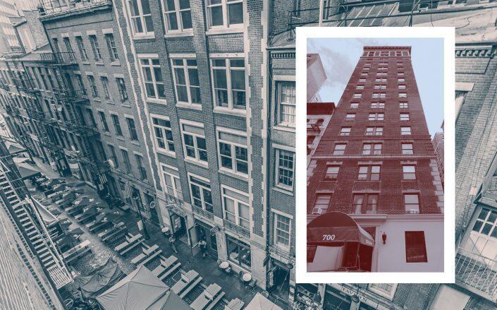 Stone Street and 700 West End Avenue (Landmark West!, LoopNet)