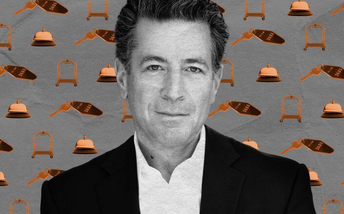 The Georgetown Company CEO Adam Flatto (Getty)