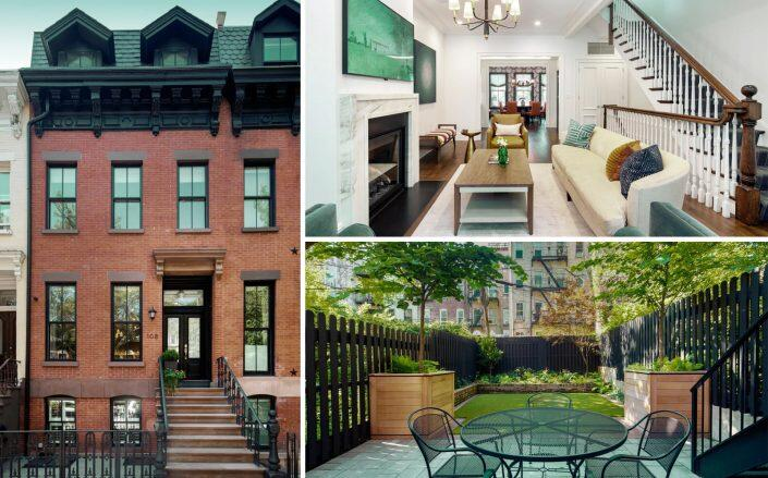 A Boerum Hill townhouse was sold for $5.7 million (Corcoran)