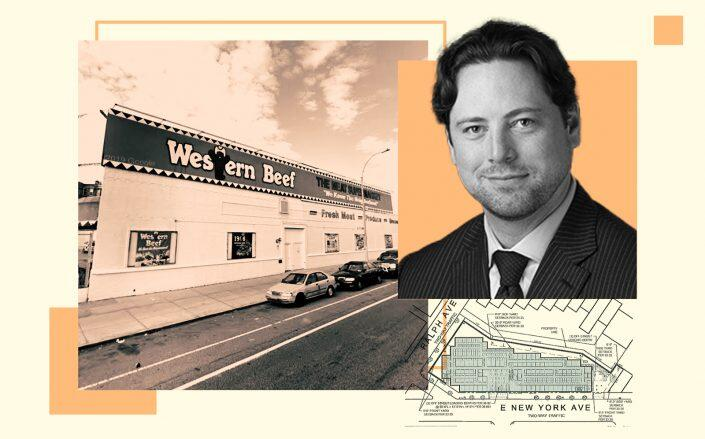 1223 East New York Avenue with Carlyle Group's Jason Hart (Google Maps, Carlyle Group)