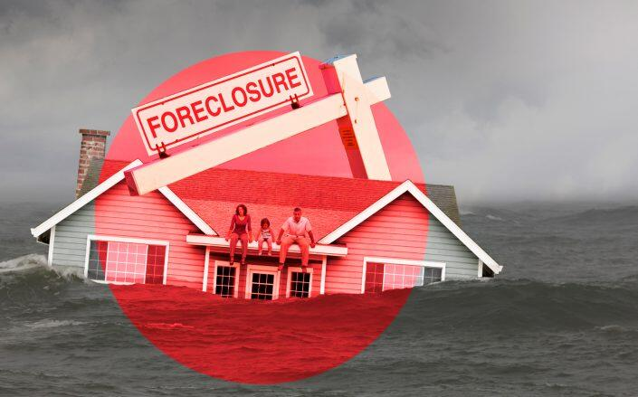 An industry report says that mortgage lenders and investors are ill-prepared for the growing challenge of climate risk. (iStock)