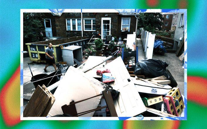 Wednesday's storm has reignited a debate over whether the city should legalize basement apartments. (Getty)