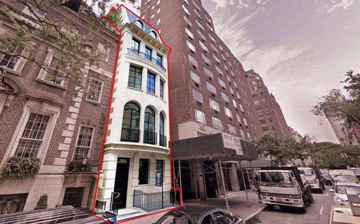 34 East 62nd Street (Google Maps)