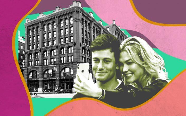293 Lafayette Street with Joshua Kushner and Karlie Kloss (Kushner, Getty)