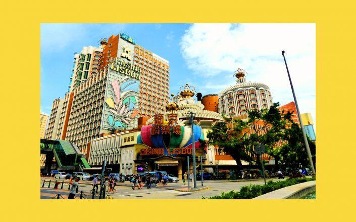 The Casino Lisboa in Macau (Mikel Santamaria/Flickr)