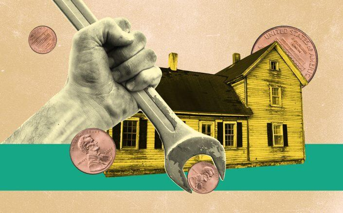 The slowing of the housing market has squeezed the profit margins of house-flipping investors. (iStock)