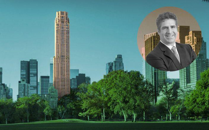 220 Central Park South and Arel Capital's Richard Leibovitch (Arel, Robert A.M. Stern Architects)