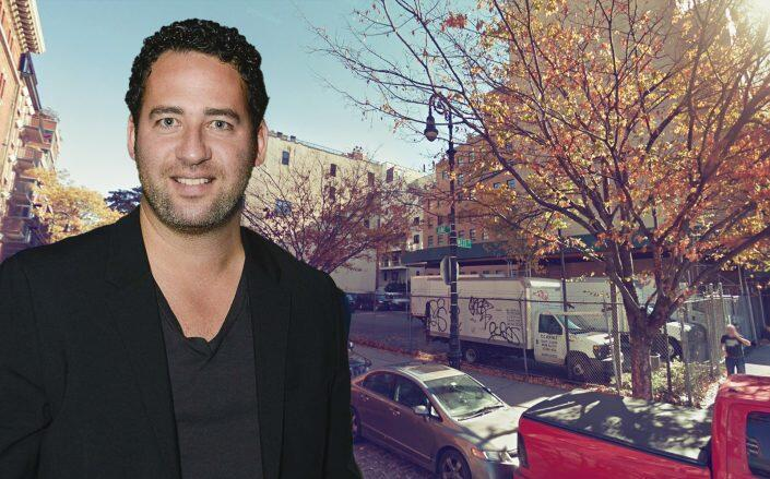 Aurora Capital President and Principal Jared Epstein with the Jane Street location (Google Maps, Getty)