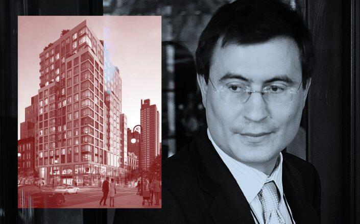 The Hayworth condo project and Chris Hohn of Children's Investment Fund Management  (Getty, The Hayworth)