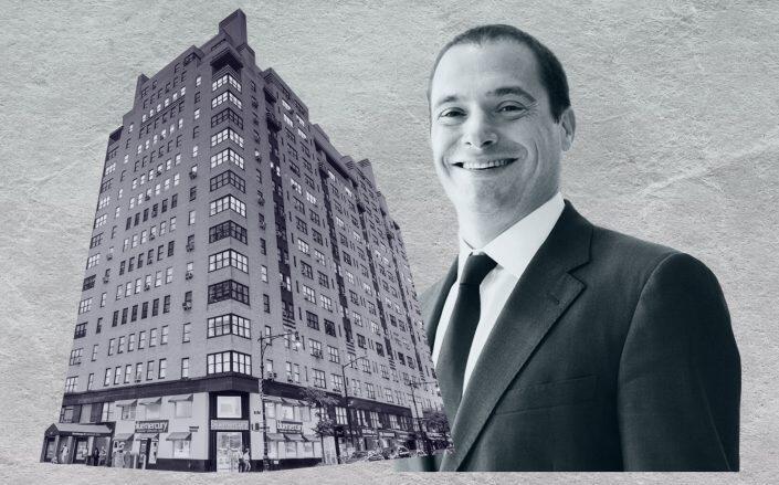 A&E's Douglas Eisenberg and the apartments (Stonehenge 57)