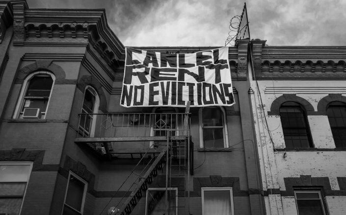 Tenant advocates argue that eviction bans protect the most vulnerable (Getty)