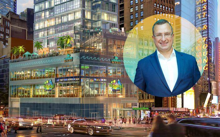 Soho Properties chairman and CEO Sharif El-Gamal (Getty, Margaritaville)