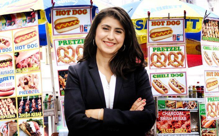 Sen. Jessica Ramos is the bill's sponsor (Getty, Facebook via Ramos)
