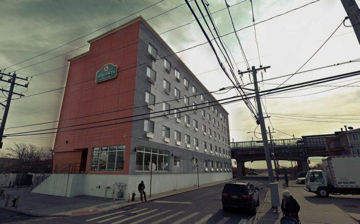 The hotel on Rockaway Beach sold for $25 million (Google Maps)