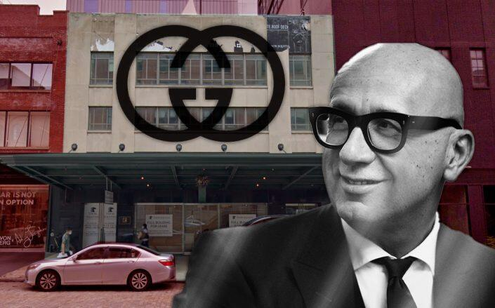 Gucci pops up at Thor's Meatpacking property